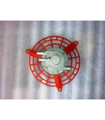турбина за допълнително налягане