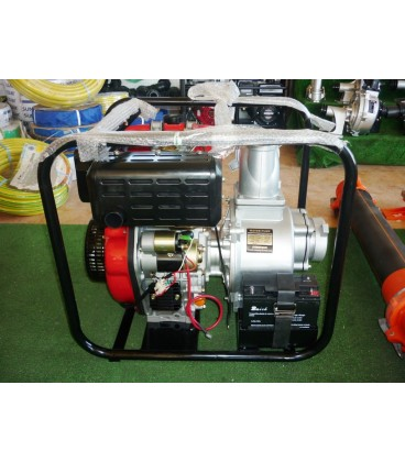 "водна помпа 4"" дизелов двигател модел DWP40E"