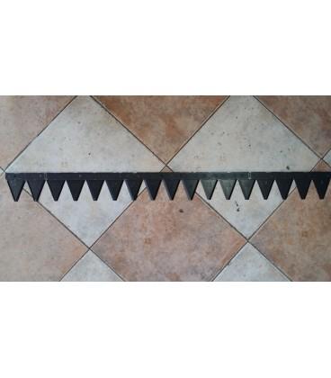 нож за палцова косачка