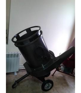 машина за мелене на сено и слама