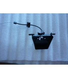 преход между карбуратор и въздушен филтър, комплект с жило за гас