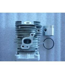 цилиндър,бутало и сигменти комплект за моторна резачка