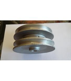 алуминиева двуканална ролка